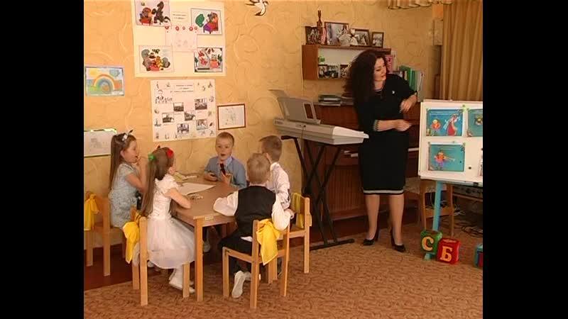 В детском саду Тополек г Комсомольское прошел музыкально литературный конкурс Наш Маршак