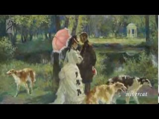 """Old Russian Waltz """"Expectation"""". ��������� ����� """"��������"""""""