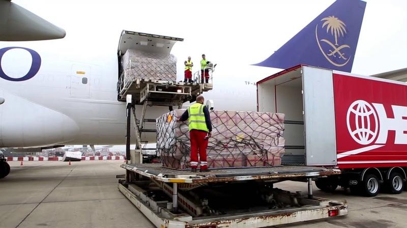 A day at H.Essers Air Cargo Logistics