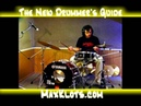 Max Klots' The New Drummer's Guide DVDBook Trailer