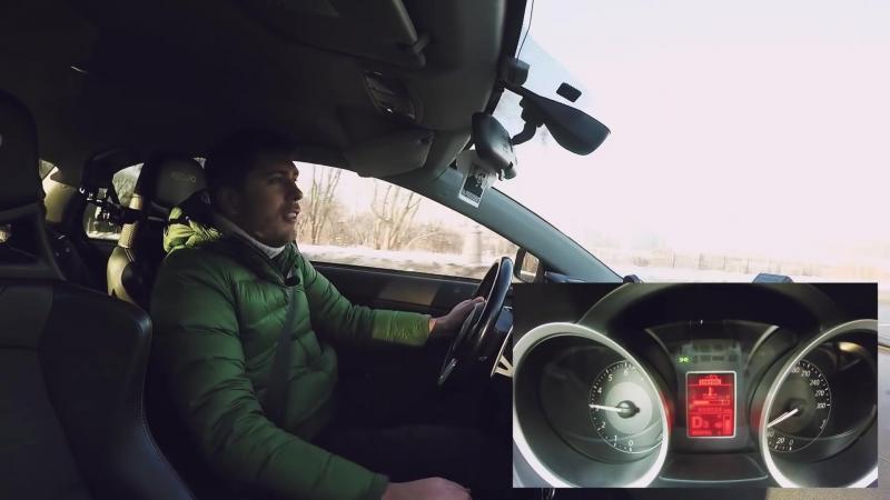 Cамый мощный EVO на sst в России.Тест-драйв.