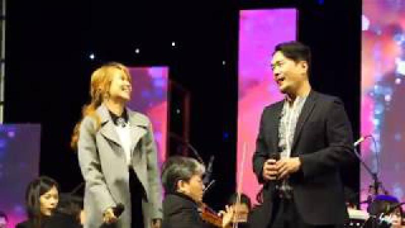 소향(Sohyang), 김동욱 - A love until the end of time / 인천문학산상음악회 171014