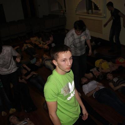Андрей Кушнаренко, 11 сентября 1994, Хабаровск, id142480634