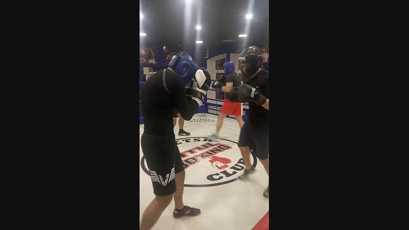 Live: Боксерский клуб TITUL BOXING г. Донецк