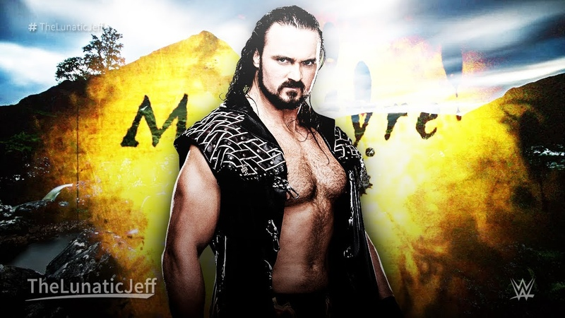"""►Drew McIntyre's 9th NEW Official WWE Theme Song - Gallantry"""" (Defining Moments Remix) ᴴᴰ"""
