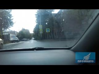 перекресток ул. менделеева ул. майорова