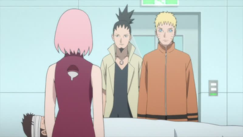 Boruto: Naruto Next Generations / Боруто: Новое поколение Наруто - 78 серия | Dejz, Silv Lupin [AniLibria.Tv]