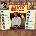 Elvis Presley альбом Elvis for Everyone!