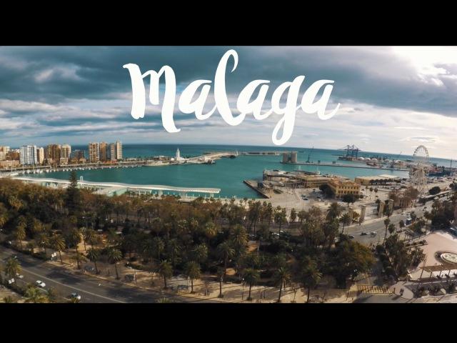 Malaga 2016 | Gopro 4 | Feiyu G4 | Phantom 4