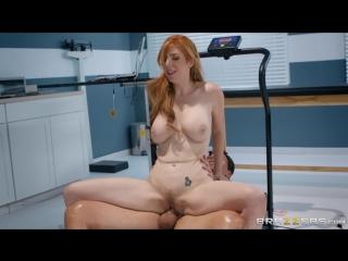 Brazzers.com] lauren phillips - stress test sex [2018-09-11, big tits, face fuck, facial, redhead, straight, tattoos, titfuck, u
