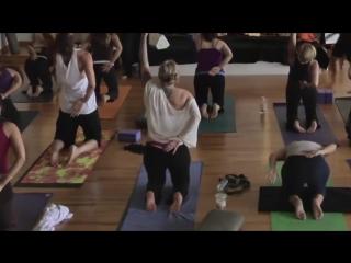 Yoga Thong RED