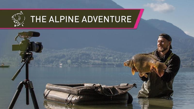 CARP FISHING - THE ALPINE ADVENTURE
