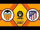Валенсия 1 - 1 Атлетико Мадрид | Ла Лига 2018/2019 | 1-й тур | Обзор матча