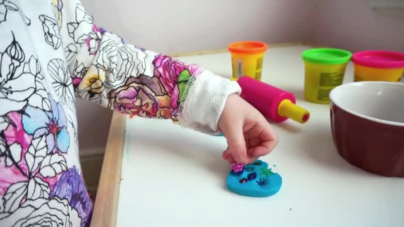2 - 3 ГОДА - Развивающие игры - 20 идей чем занять ребенка