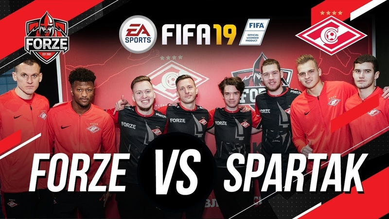 ForZe vs Spartak: part 1