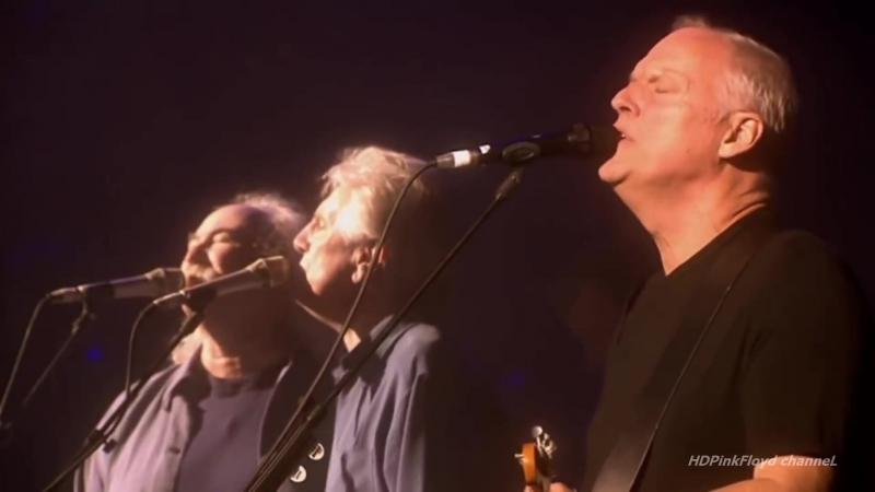 David Gilmour _⁄ Richard Wright - Shine On You Crazy Diamond