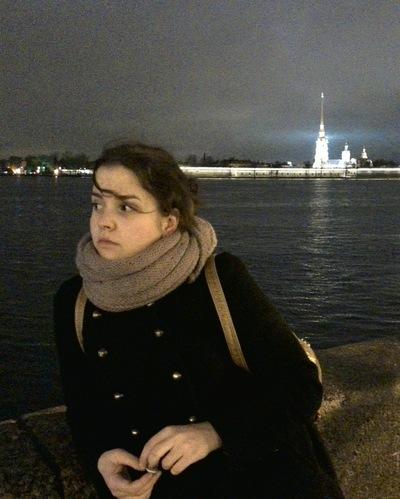 Елизавета Вороная, 13 мая 1994, Хотьково, id125621439