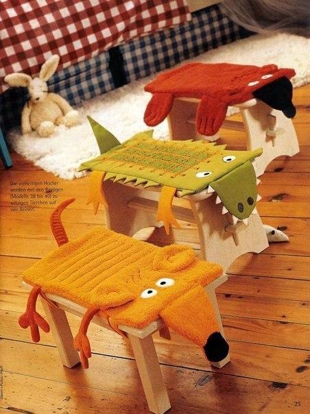 Шьём забавные подушки (5 фото)