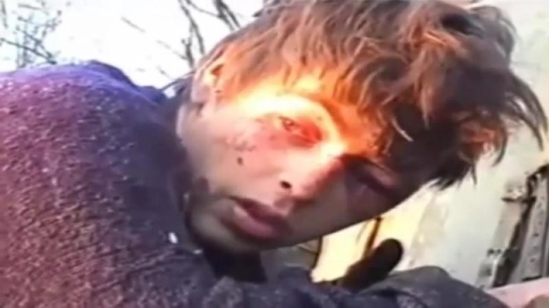 Чеченская война поймали дезертира