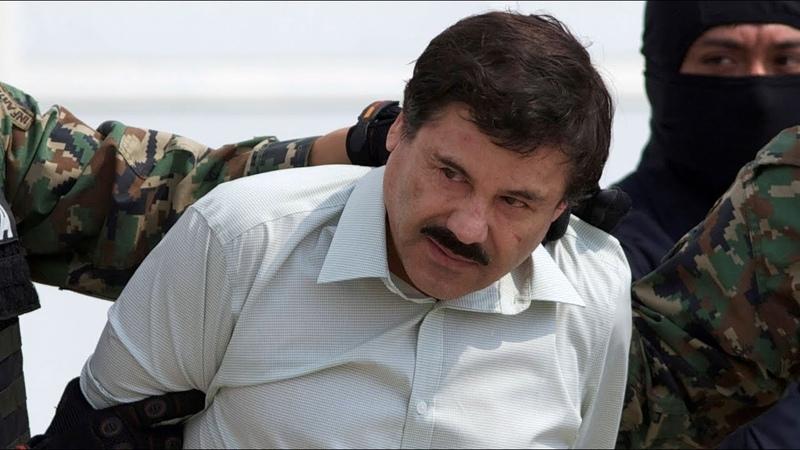 Судья запретил рисовать лица свидетелей. Как в США будет проходить процесс над наркобароном Эль Чапо