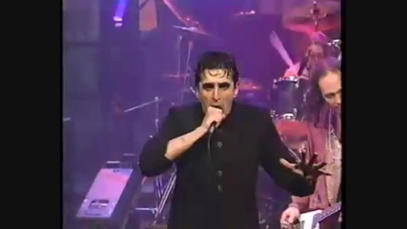 Killing Joke Millenium Live On 120 Minutes December 27th 1994 subtitulada