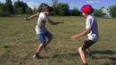 Как нужно играть футбол Секретный финт