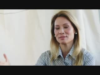 Video q&a with lucy liu, the artist