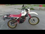 Обзор мотоцикла Yamaha XT250T 1990 года c двумя карбюраторами! Техника золотой эпохи машиностроения!
