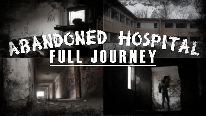 Exploring an Abandoned Tuberculosis Hospital Full Journey Lima Ohio