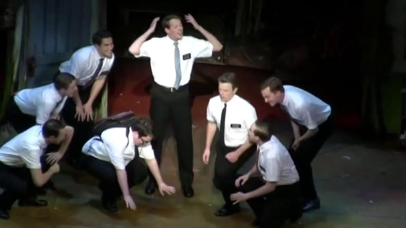 Turn It Off (Book of Mormon)