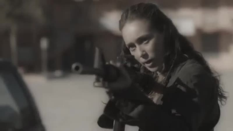 Alicia Clark   Alycia Debnam-Carey
