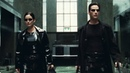 The Matrix Lobby Shootout With Sound Effects Only No Music