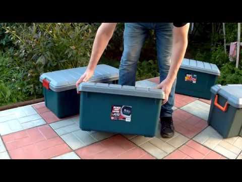Экспедиционные боксы IRIS RV BOX 700, IRIS RV BOX 800, IRIS RV BOX HD 600D, IRIS RV BOX 600
