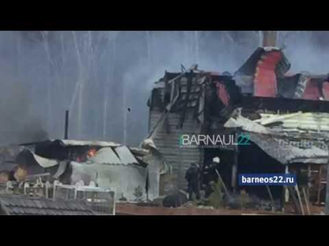 Триста пожаров за минувшие выходные побили рекорды (Barnaul22)