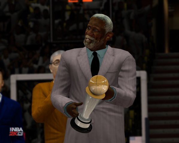 Кубок MVP NBA