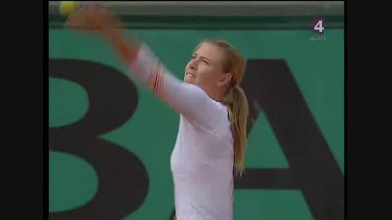 「maria sharapova upskirt tennis tutu rose culote jaune」