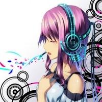 картинки музыкальные аниме