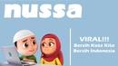 NUSSA : VIRAL - BERSIH KOTA KITA BERSIH INDONESIA