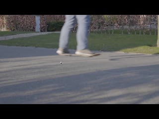 Create a Back To The Future Hoverboard Effect in A