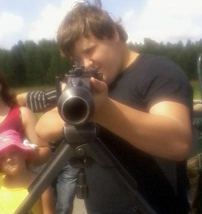 Виктор Крылов, 11 января 1997, Новосибирск, id160333668
