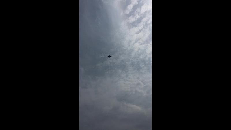 Тренировка лётчиков авиационного гарнизона