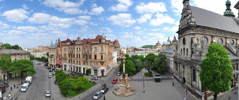 Bernarden garden Lviv competition