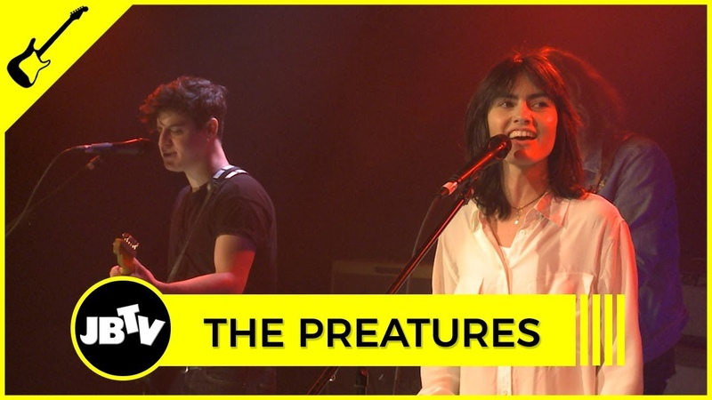 The Preatures - Manic Baby | Live @ JBTV