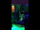 На этот раз в beach club Jamaica посоревновались лучшие стриптизерши Украины