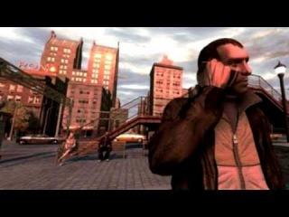 Hey Niko! Its Roman, lets go bowling (GTA IV)