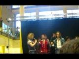 Romeo e Giulietta - Выступить на шоу без неполадок? Не,  не слышали