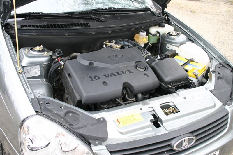 ВАЗ 2170 мотор