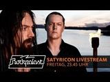 Satyricon LIVESTREAM Rockpalast 2018 Summer Breeze
