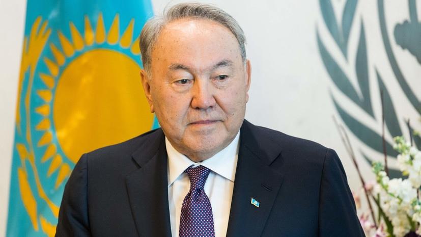 Назарбаев поднял вопрос о возможном прекращении своих полномочий