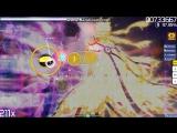 KANA-BOON - Silhouette [Insane + HD] osu replay